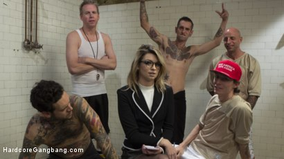 Photo number 8 from Grab My Pussy! shot for Hardcore Gangbang on Kink.com. Featuring Aspen Ora, Owen Gray, Small Hands, Gage Sin, Astral Dust and Mark Wood in hardcore BDSM & Fetish porn.