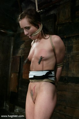 Photo number 2 from Maya Matthews shot for Hogtied on Kink.com. Featuring Maya Matthews in hardcore BDSM & Fetish porn.