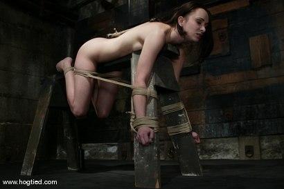 Photo number 10 from Maya Matthews shot for Hogtied on Kink.com. Featuring Maya Matthews in hardcore BDSM & Fetish porn.