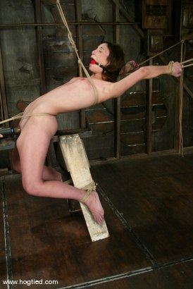 Photo number 5 from Amber Rayne shot for Hogtied on Kink.com. Featuring Amber Rayne in hardcore BDSM & Fetish porn.