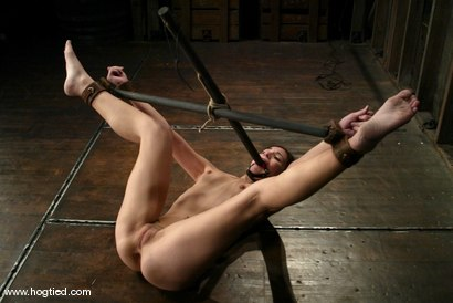 Photo number 10 from Amber Rayne shot for Hogtied on Kink.com. Featuring Amber Rayne in hardcore BDSM & Fetish porn.