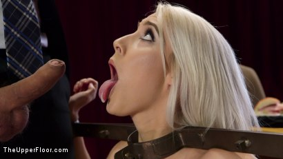 Photo number 11 from Sisters in Sexual Slavehood shot for The Upper Floor on Kink.com. Featuring Riley Reyes, Cadence Lux and Ramon Nomar in hardcore BDSM & Fetish porn.