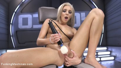 Photo number 14 from Brand New Blonde Squirts Everywhere! shot for Fucking Machines on Kink.com. Featuring Tiffany Watson in hardcore BDSM & Fetish porn.