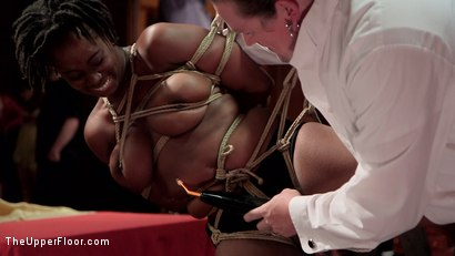 Photo number 13 from Fantastically Fevered Folsom Orgy shot for The Upper Floor on Kink.com. Featuring Syren de Mer, John Strong, Eliza Jane , Aiden Starr and Lauren Phillips in hardcore BDSM & Fetish porn.