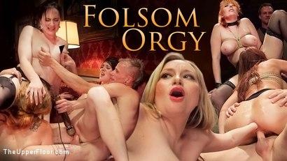 The Fantastic Fucking Folsom Orgy Pt. 2