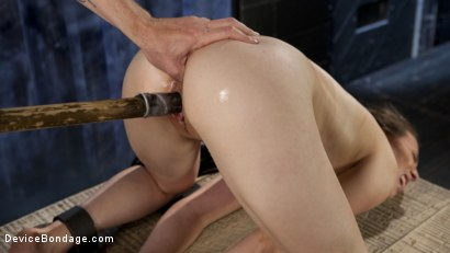 Photo number 10 from Hot Seat shot for Device Bondage on Kink.com. Featuring Casey Calvert and The Pope in hardcore BDSM & Fetish porn.