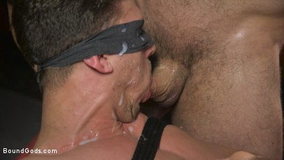 Photo number 13 from Alexander Pays His Debts With His Holes shot for Bound Gods on Kink.com. Featuring Jaxton Wheeler and Alexander Gustavo in hardcore BDSM & Fetish porn.
