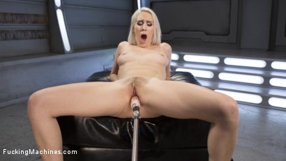 Photo number 1 from All Natural California Girl Squirts Everywhere! shot for Fucking Machines on Kink.com. Featuring Cadence Lux in hardcore BDSM & Fetish porn.