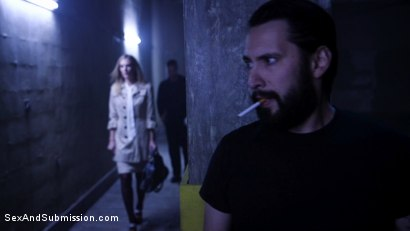 Photo number 6 from Anal PSYCHO! shot for Sex And Submission on Kink.com. Featuring Xander Corvus, Tommy Pistol, Mona Wales and Penny Pax in hardcore BDSM & Fetish porn.