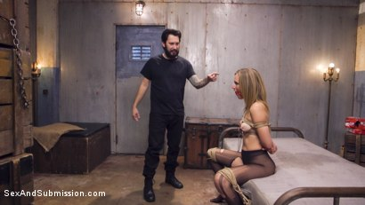 Photo number 11 from Anal Psycho 2 shot for Sex And Submission on Kink.com. Featuring Tommy Pistol, Mona Wales and Penny Pax in hardcore BDSM & Fetish porn.