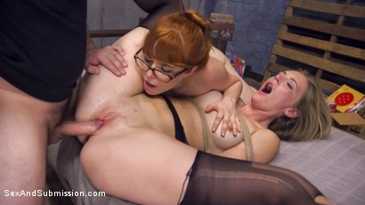 Photo number 24 from Anal Psycho 2 shot for Sex And Submission on Kink.com. Featuring Tommy Pistol, Mona Wales and Penny Pax in hardcore BDSM & Fetish porn.