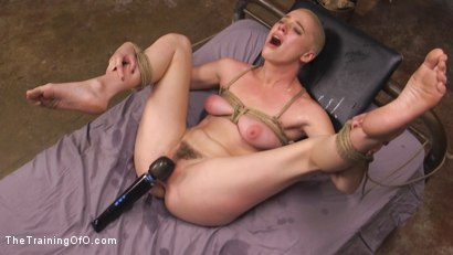 Photo number 20 from Slave Training Gorgeous Newbie: Riley Nixon shot for The Training Of O on Kink.com. Featuring Ramon Nomar and Riley Nixon in hardcore BDSM & Fetish porn.