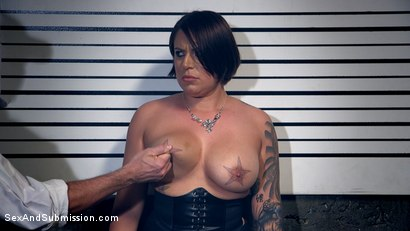 Photo number 3 from The Favorite Whore shot for Sex And Submission on Kink.com. Featuring Ramon Nomar and Tori Avano in hardcore BDSM & Fetish porn.