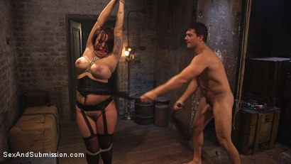 Photo number 20 from The Favorite Whore shot for Sex And Submission on Kink.com. Featuring Ramon Nomar and Tori Avano in hardcore BDSM & Fetish porn.