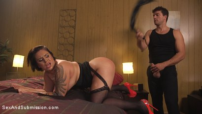 Photo number 6 from The Favorite Whore shot for Sex And Submission on Kink.com. Featuring Ramon Nomar and Tori Avano in hardcore BDSM & Fetish porn.