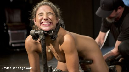 Photo number 15 from More Danger shot for Device Bondage on Kink.com. Featuring Abella Danger and The Pope in hardcore BDSM & Fetish porn.