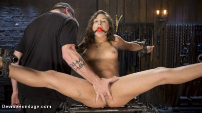 Photo number 4 from More Danger shot for Device Bondage on Kink.com. Featuring Abella Danger and The Pope in hardcore BDSM & Fetish porn.