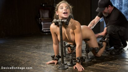 Photo number 2 from More Danger shot for Device Bondage on Kink.com. Featuring Abella Danger and The Pope in hardcore BDSM & Fetish porn.