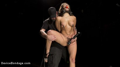 Photo number 3 from More Danger shot for Device Bondage on Kink.com. Featuring Abella Danger and The Pope in hardcore BDSM & Fetish porn.