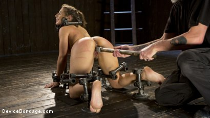 Photo number 5 from More Danger shot for Device Bondage on Kink.com. Featuring Abella Danger and The Pope in hardcore BDSM & Fetish porn.