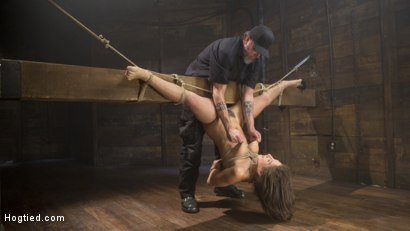 Abella Danger Submits in her Most Brutal Shoot to Date