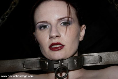 Photo number 6 from Devil's Bargain shot for Device Bondage on Kink.com. Featuring Claire Adams in hardcore BDSM & Fetish porn.