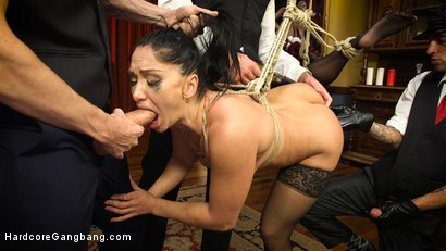 Photo number 13 from Lea Lexis in Bourgeois Filth & The Litanies of Perversion shot for Hardcore Gangbang on Kink.com. Featuring Lea Lexis, Gage Sin, Mark Wood, Owen Gray and Charles Dera in hardcore BDSM & Fetish porn.