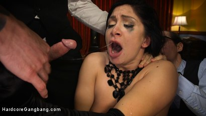Photo number 10 from Lea Lexis in Bourgeois Filth & The Litanies of Perversion shot for Hardcore Gangbang on Kink.com. Featuring Lea Lexis, Gage Sin, Mark Wood, Owen Gray and Charles Dera in hardcore BDSM & Fetish porn.