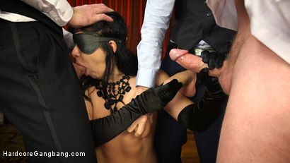 Photo number 7 from Lea Lexis in Bourgeois Filth & The Litanies of Perversion shot for Hardcore Gangbang on Kink.com. Featuring Lea Lexis, Gage Sin, Mark Wood, Owen Gray and Charles Dera in hardcore BDSM & Fetish porn.