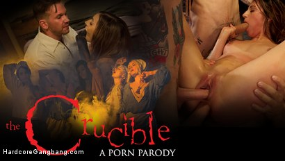 The Crucible: Parody Gangbang