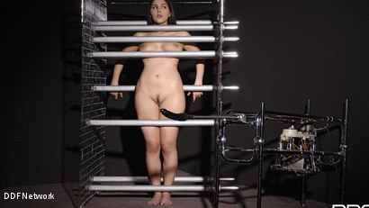 Photo number 1 from Futuristic Vision Of Restraint!: Valentina Nappi shot for DDF Network on Kink.com. Featuring Valentina Nappi in hardcore BDSM & Fetish porn.