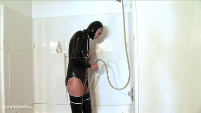 Photo number 8 from Latex Lovers: Hanna Hilton shot for Bizarre Video on Kink.com. Featuring  in hardcore BDSM & Fetish porn.