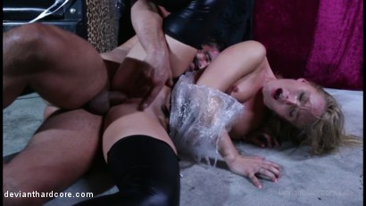 Photo number 12 from Mind Fucked: AJ Applegate, Toni Ribas shot for Deviant Hardcore on Kink.com. Featuring AJ Applegate and Toni Ribas in hardcore BDSM & Fetish porn.