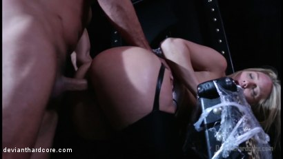 Photo number 6 from Mind Fucked: AJ Applegate, Toni Ribas shot for Deviant Hardcore on Kink.com. Featuring AJ Applegate and Toni Ribas in hardcore BDSM & Fetish porn.