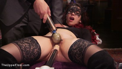 Photo number 4 from Evil & Hot Halloween Orgy shot for The Upper Floor on Kink.com. Featuring Aiden Starr, Amara Romani, John Strong, Sadie Santana, Ramon Nomar, Kasey Warner and Ember Stone in hardcore BDSM & Fetish porn.
