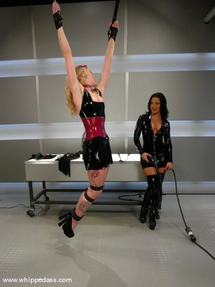 Photo number 2 from Sarah Jane Ceylon and Sandra Romain shot for Whipped Ass on Kink.com. Featuring Sandra Romain and Sarah Jane Ceylon in hardcore BDSM & Fetish porn.