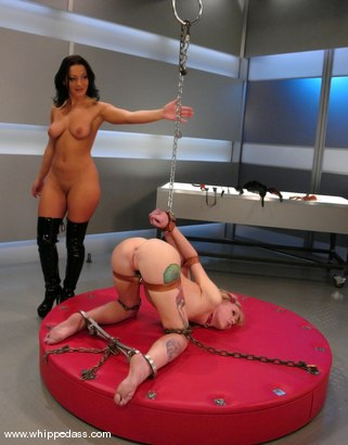 Photo number 6 from Sarah Jane Ceylon and Sandra Romain shot for Whipped Ass on Kink.com. Featuring Sandra Romain and Sarah Jane Ceylon in hardcore BDSM & Fetish porn.