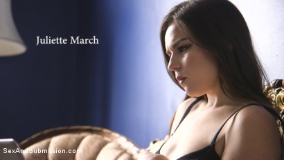 Photo number 1 from Help Wanted shot for Sex And Submission on Kink.com. Featuring Derrick Pierce and Juliette March in hardcore BDSM & Fetish porn.