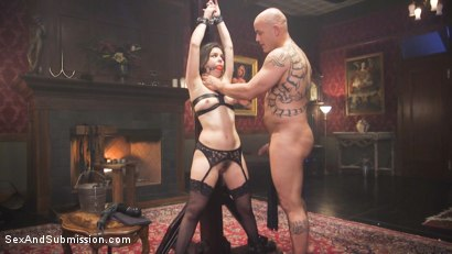 Photo number 19 from Help Wanted shot for Sex And Submission on Kink.com. Featuring Derrick Pierce and Juliette March in hardcore BDSM & Fetish porn.