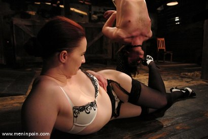 Photo number 6 from Claire Adams and Dorian shot for Men In Pain on Kink.com. Featuring Claire Adams and Dorian in hardcore BDSM & Fetish porn.