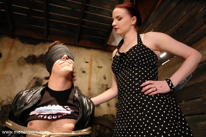 Photo number 2 from Claire Adams and Dorian shot for Men In Pain on Kink.com. Featuring Claire Adams and Dorian in hardcore BDSM & Fetish porn.
