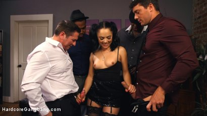 Photo number 2 from Cheating Wife Caught & Punished by 5 Cocks shot for Hardcore Gangbang on Kink.com. Featuring Kristina Rose, Steve Holmes, Jon Jon, John Johnson, Ramon Nomar and John Strong in hardcore BDSM & Fetish porn.