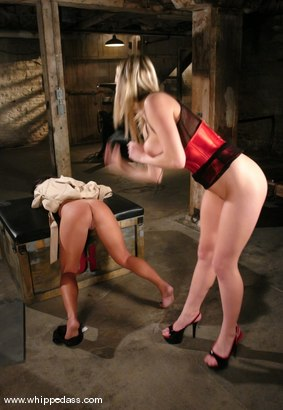 Photo number 5 from Harmony and Soolin Kelter shot for Whipped Ass on Kink.com. Featuring Harmony and Soolin Kelter in hardcore BDSM & Fetish porn.