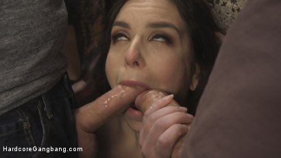 Photo number 5 from Fucking The Film Crew shot for Hardcore Gangbang on Kink.com. Featuring Juliette March, Small Hands, Tommy Pistol, Jon Jon, Tarzan and Owen Gray in hardcore BDSM & Fetish porn.