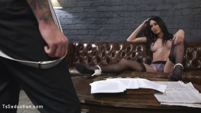 Photo number 2 from The Widow Walks Part Two shot for TS Seduction on Kink.com. Featuring Jonelle Brooks and Will Havoc in hardcore BDSM & Fetish porn.