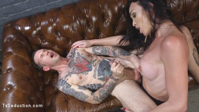 Photo number 15 from The Widow Walks Part Two shot for TS Seduction on Kink.com. Featuring Jonelle Brooks and Will Havoc in hardcore BDSM & Fetish porn.