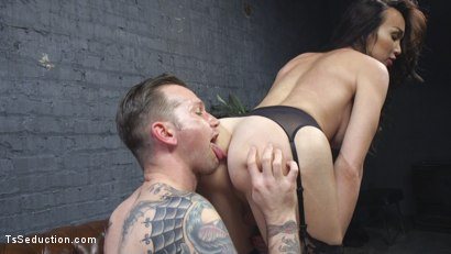 Photo number 8 from The Widow Walks Part Two shot for TS Seduction on Kink.com. Featuring Jonelle Brooks and Will Havoc in hardcore BDSM & Fetish porn.