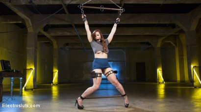 Photo number 10 from Tough Electroslut Bella Rossi Submits to Hot Femme Daisy Ducati shot for Electro Sluts on Kink.com. Featuring Daisy Ducati and Bella Rossi in hardcore BDSM & Fetish porn.