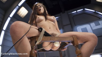 Photo number 1 from Roxanne Rae is Tied Up and Tormented with Anal Orgasms shot for Fucking Machines on Kink.com. Featuring Roxanne Rae in hardcore BDSM & Fetish porn.