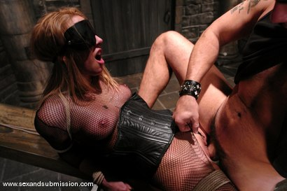 Photo number 11 from Delilah Strong shot for Sex And Submission on Kink.com. Featuring Steven St. Croix and Delilah Strong in hardcore BDSM & Fetish porn.